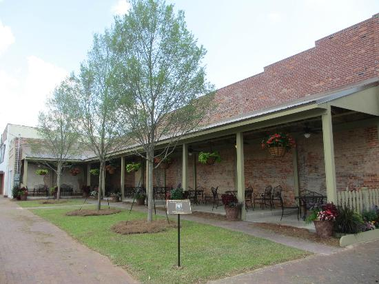 Historic Downtown Perry : Park