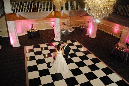 Village Inn Event Center: The First Dance as Husband and Wife