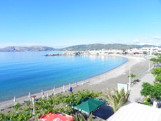 Haraki Bay Hotel: View from room 42