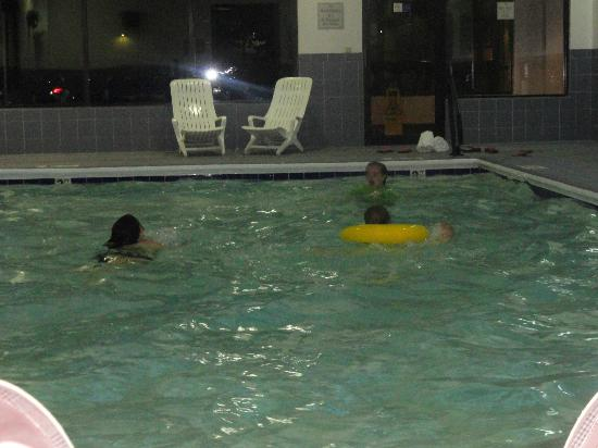 Hampton Inn Cincinnati Eastgate: Indoor Pool