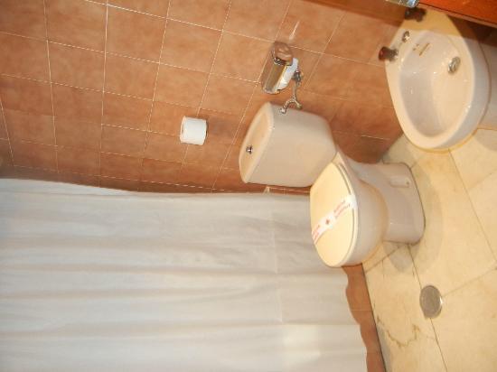 Espahotel Plaza Basilica: bathroom
