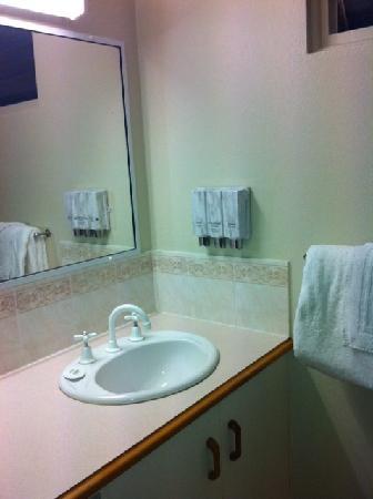Econo Lodge Rusty's: Vanity
