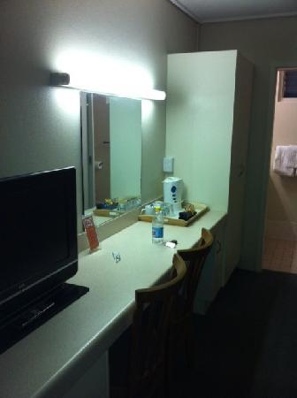 Econo Lodge Rusty's : Room