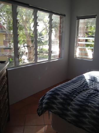 BeachView Apartments at Villa Paradiso: view from main bedroom