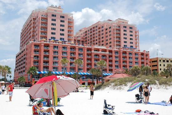 Hotel Rental On Clearwater Beach