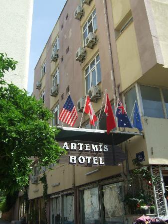 아르테미스 호텔 사진