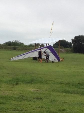 Florida Ridge AirSports Park: getting ready!