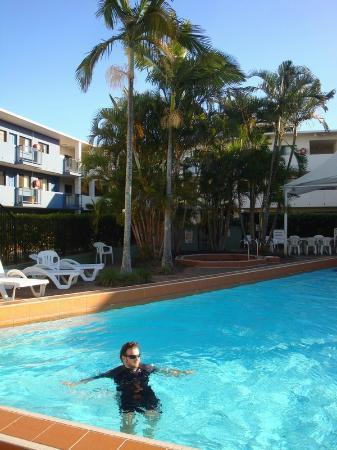 Harbour Side Resort: poolside