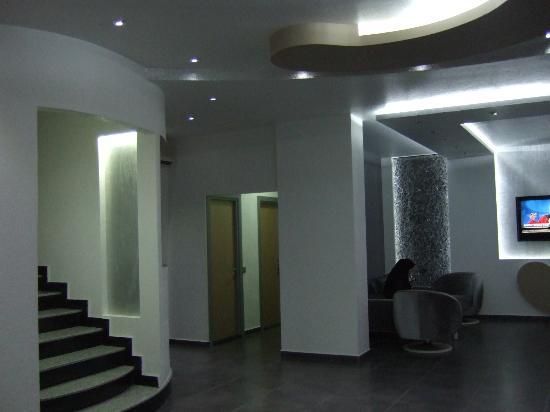 Otel Derya: ロビー