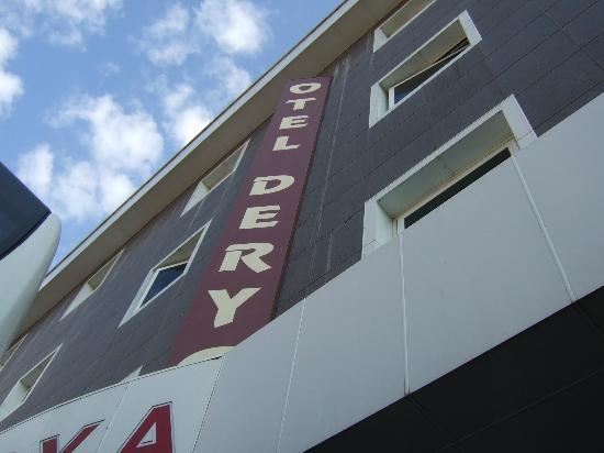 Otel Derya: ホテル外観