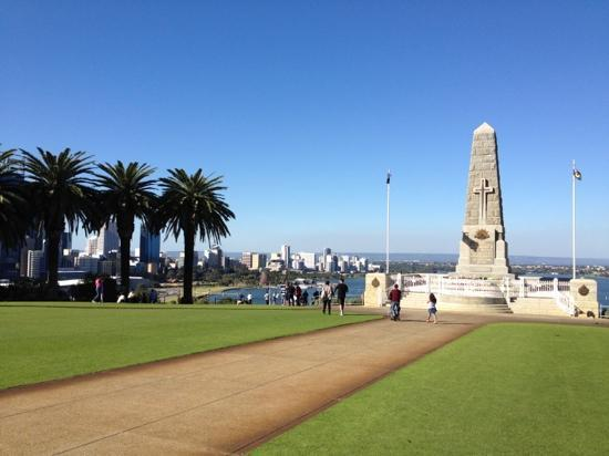 King S Park War Memorial Picture Of Kings Park War