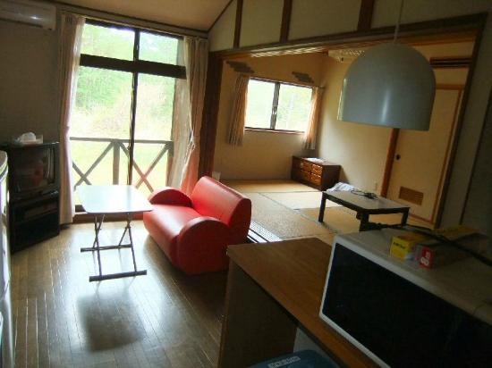 Natural Resort Akabeko: ペット棟室内2