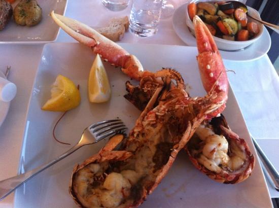 Martinhal Sagres Beach Resort & Hotel: so lecker der lopster