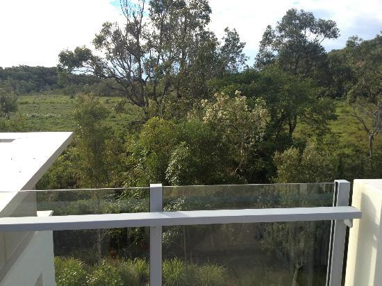 RACV Noosa Resort : View from the rooftop - but you'll have to stand... no furniture :(