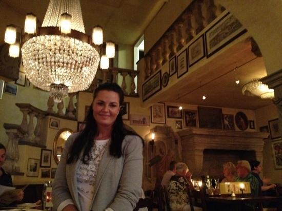 Osteria Nostrana: im Restaurant