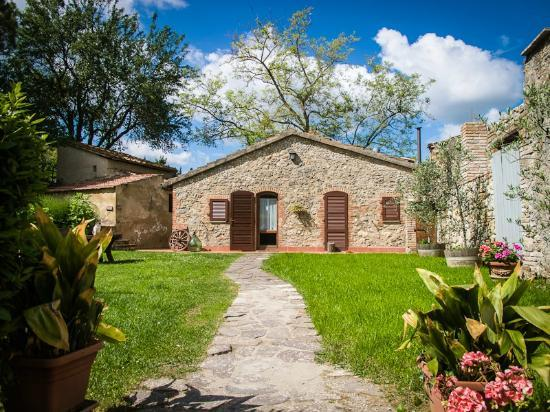 Fattoria San Donato: One of the separate apartments
