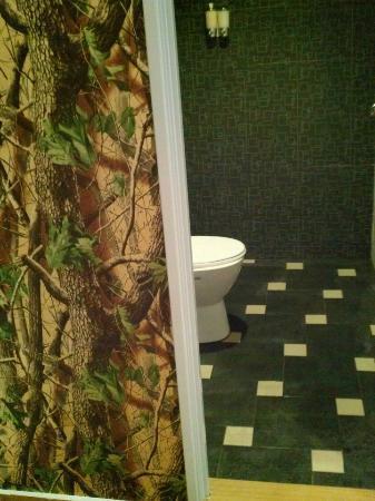 Hotel de Art: Toilet