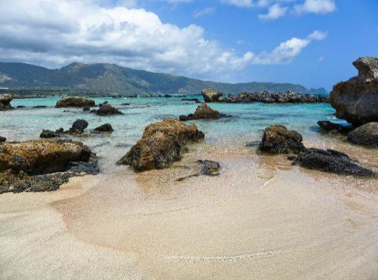Playa de Elafonisi: Spiaggia Elafonisi