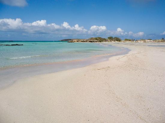 Plage d'Elafonissi : Spiaggia Elafonisi