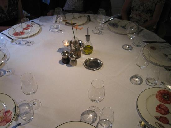 La Tour: The Table