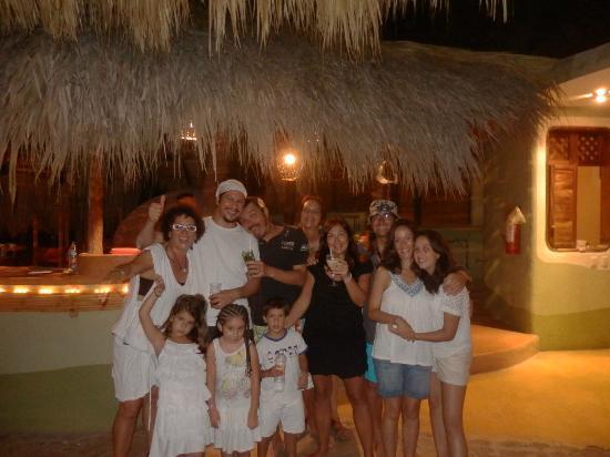 Hotel La Termita : noi e il TEAM della Termita!!!