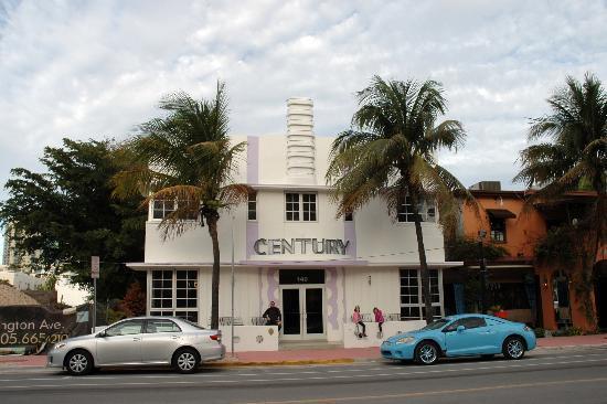 Century Hotel Dalla Strada Ocean Drive