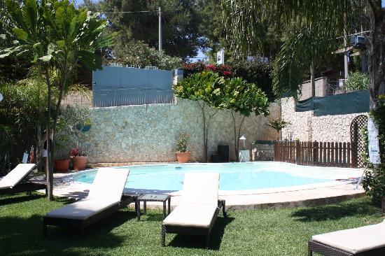 Hotel Villamare: piscina