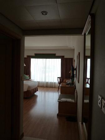 Crowne Plaza Abu Dhabi: Bedroom