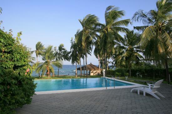 Villa Rosa: Außenbereich