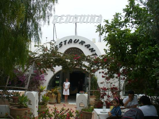 Bedouina : Entrance