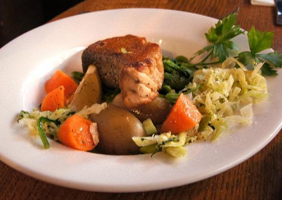 Mark Addy: Fish special for a main
