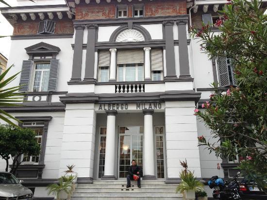 Hotel Milano, San Remo