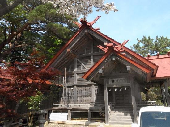 Matsumae Jinja Shrine