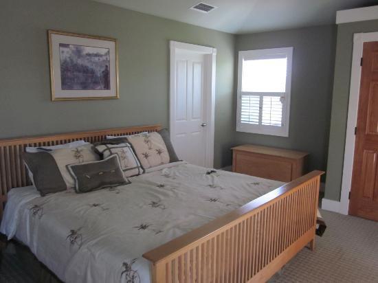 Cape San Blas Inn: The room
