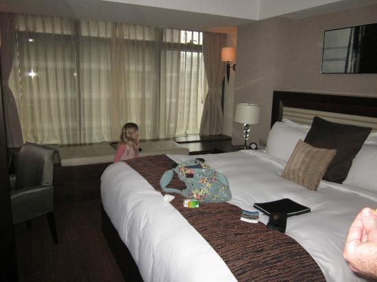 Oakwood Residence Hangzhou: Bedroom