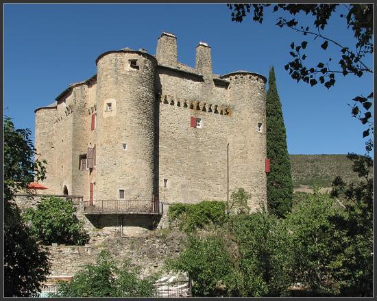 Château de Montalègre : Le château conjugal....!