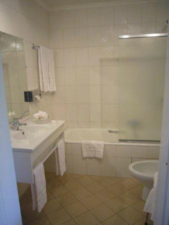Hotel de la Verniaz et ses Chalets : El baño