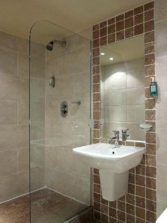 The Rutland Hotel: Single room en-suite