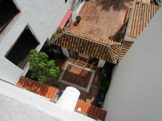 Club Jardines del Puerto: View on 3rd floor .