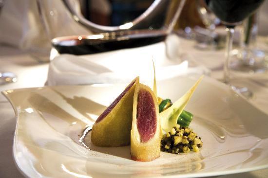 Vital-Hotel Samnauner Hof: Restaurant