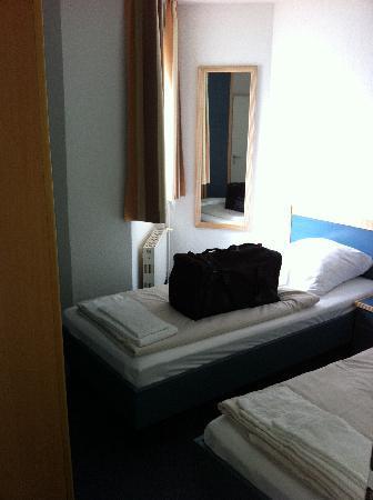 IFA Fehmarn Hotel & Ferien-Centrum: Schlafzimmer