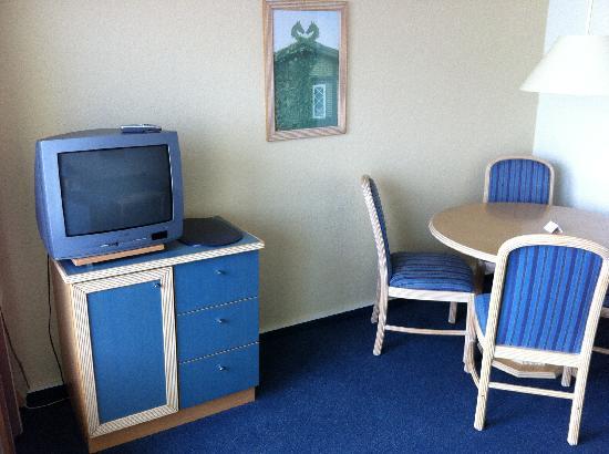 IFA Fehmarn Hotel & Ferien-Centrum: Wohnzimmer