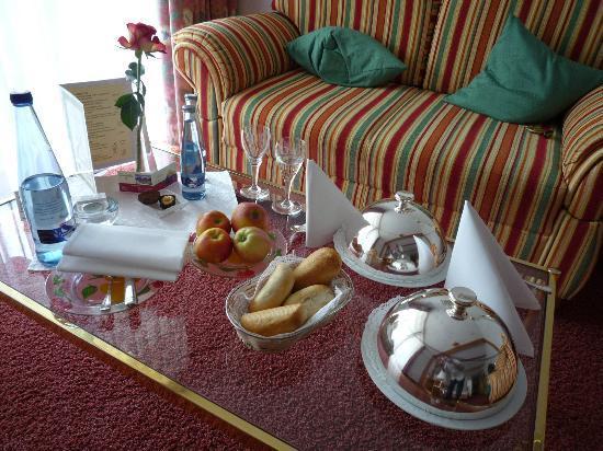 Hotel Ludinmuhle: Zimmer Fohreneck