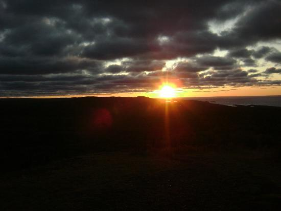 Upper Peninsula : Sunset on top of Brockway Mt. Drive-IT IS A MUST TO SEE!!