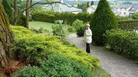 Jardins h tel photo de relais saint roch saint alban for Au saint roch hotel jardin
