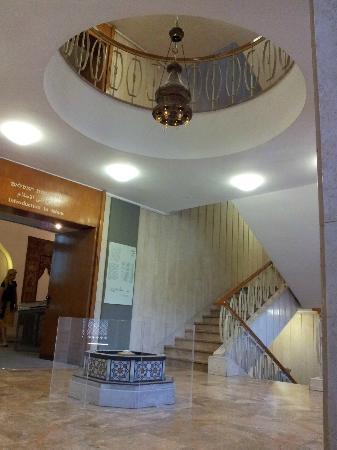 L. A. Mayer Memorial Museum of Islamic Art: main entrance