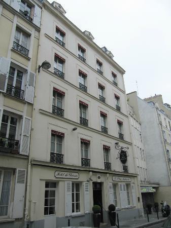 Le Relais Montmartre: Hotelansicht