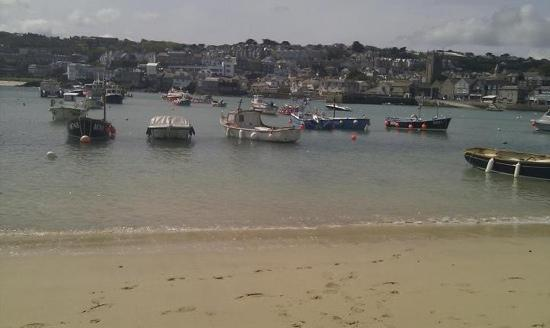 Carbis Bay, UK: St Ives