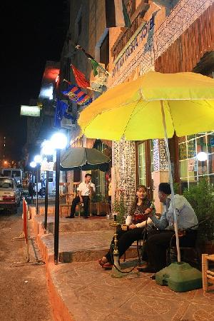 Amman Pasha Hotel : Hotel front
