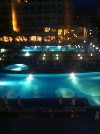 IBEROSTAR Sunny Beach Resort: pool view